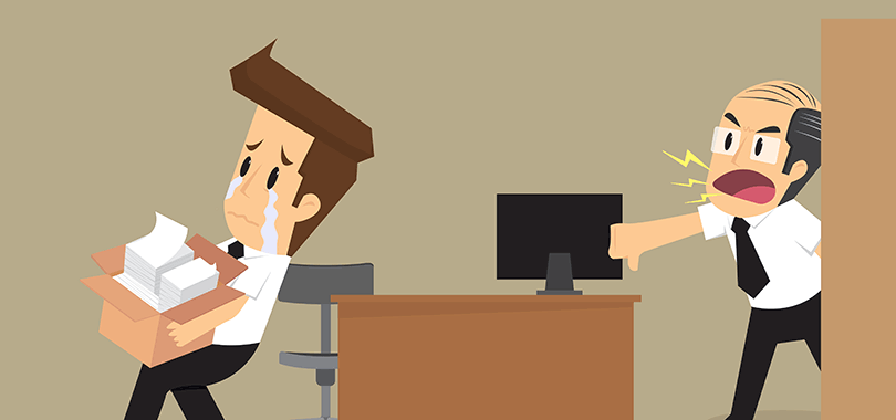 7 Types of Employees That Will Get Fired [Infographic]